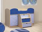 Уникальное фотографию Детская мебель Кровать омега 5 38712946 в Казани