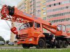 Скачать foto Транспорт, грузоперевозки Аренда автокрана 25 тонн 38834723 в Казани