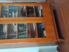 Увидеть фото Мебель для гостиной Шкаф книжный двухдверный застекленный 67929263 в Казани