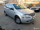 Chevrolet Aveo 1.5МТ, 2004, 80000км