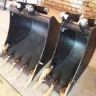 Ковш широкий 600 мм на экскаватор-погрузчик