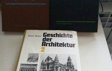 Учебники по истории архитектуры