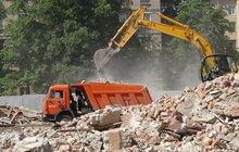 Вывоз строительных отходов и железобетон в Казани