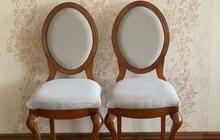 Дизайнерский стул из ясеня