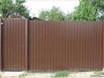 Смотреть изображение Другие строительные услуги Изготовление заборов из профлиста 32742939 в Казани
