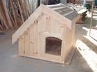 Изображение в Мебель и интерьер Мебель для дачи и сада Изготавливаем собачьи будки от самых простых, в Кемерово 1500