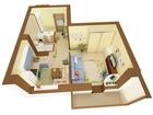 Изображение в Недвижимость Аренда жилья Однокомнатная квартира в новом доме на ул. в Кемерово 1130000