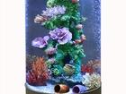 Скачать бесплатно изображение Аквариумы Шикарный аквариум Marvelous с большим цилиндром 41588685 в Кемерово