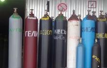 Куплю баллоны для тех газов Кемерово и Кузбасс