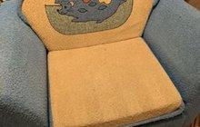 Диван и кресло раскладушка