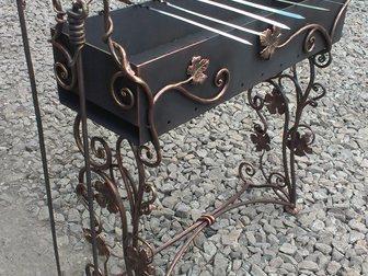 Свежее изображение Производство мебели на заказ Кованая садово-парковая мебель 33040759 в Кемерово