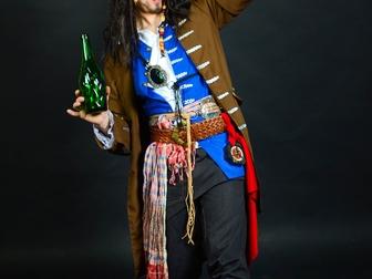 Новое изображение Организация праздников Лучший Капитан Джек Воробей в Кемерово 35007524 в Кемерово