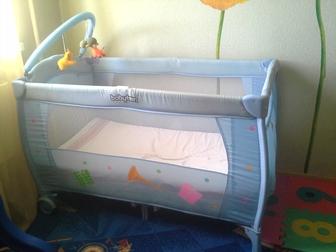 Скачать фотографию Мебель для детей кровать-манеж 37751773 в Кемерово