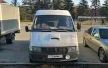 ГАЗ ГАЗель 2705 2.3МТ, 2002, 100000км