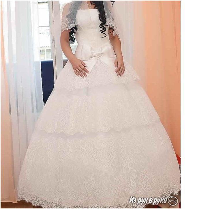 a75d09ef8f80353 ... Просмотреть фотографию Свадебные платья свадебное платье эльза 32327612  в Кирове ...