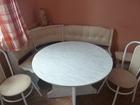 Фотография в Мебель и интерьер Кухонная мебель Продаю набор мебели для кухни – светло бежевый, в Кирове 7000