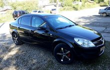 Opel Astra 1.8МТ, 2008, 189000км