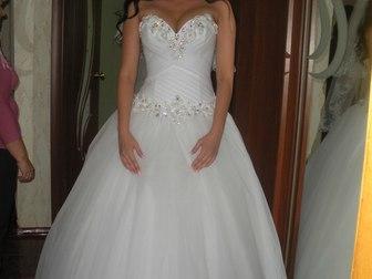 Увидеть фотографию Свадебные платья Шикарное свадебное платье 37893324 в Кирове