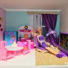 Кукольный дом для принцессы