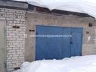 Гараж, 22.6 кв.м.  Кирпичный гараж, снаружи отштукатурен, в