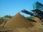 Скачать фото  Карьерный песок в Коломне с доставкой, 38879538 в Коломне