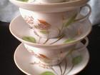 Свежее фото Посуда Чайно-кофейный сервиз Дулево 1968 год 38956635 в Коломне