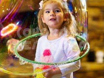Уникальное фотографию Организация праздников Шоу пузырей 29220354 в Коломне