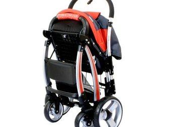Скачать бесплатно фотографию Детские коляски Продам прогулочную коляску Talea LX ABC Design 33860911 в Коломне