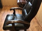 Кожанное кресло Руководителя, Директора, Босса