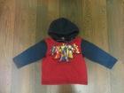 Свежее изображение Детская одежда продам кофту с капюшоном 34774484 в Комсомольске-на-Амуре