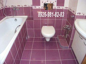 Уникальное foto Ремонт, отделка Ванная комната и туалет под ключ 32685717 в Королеве