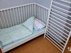 Икеа детская кроватка. Раздвижная кроватка