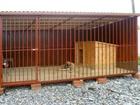 Просмотреть изображение Мебель для дачи и сада Предлагаем вольеры металлические для животных 34410402 в Костроме