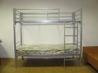 Свежее фото Мебель для спальни Кровати для турбаз, металлические кровати по доступным ценам 74325156 в Костроме