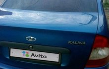 LADA Kalina 1.6МТ, 2006, седан