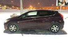 Hyundai Solaris 1.6AT, 2012, 80000км