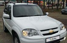 Chevrolet Niva 1.7МТ, 2013, 72000км
