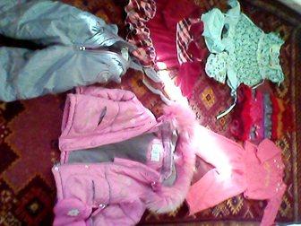 Смотреть foto Детская одежда Курточка и штаны на девочку, зимние 33076403 в Костроме