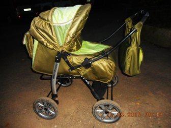 Свежее фото Детские коляски Продам коляску-трансформер 33232440 в Костроме