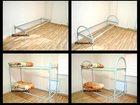 Фотография в Строительство и ремонт Разное Продаём металлические кровати эконом-класса. в Котласе 1140