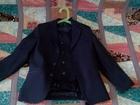 Просмотреть изображение Детская одежда одежда, школьная форма для мальчика 128-134 размер 67834670 в Котласе