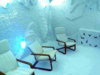 Уникальное фотографию  Соляная пещера (галокамера) 32533934 в Коврове