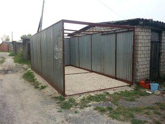 Просмотреть foto  Гараж-пенал - надежная защита Вашего транспортного средства 32555032 в Коврове