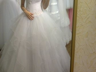 Свежее фотографию Свадебные платья Свадебное платье в хорошем состоянии 33494353 в Коврове