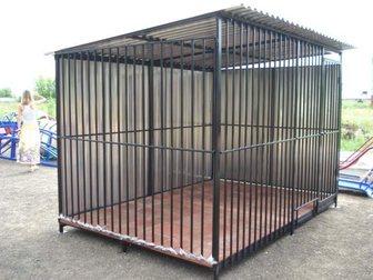 Увидеть фотографию Строительные материалы Вольеры для собак из прутьев разборные 33593379 в Коврове