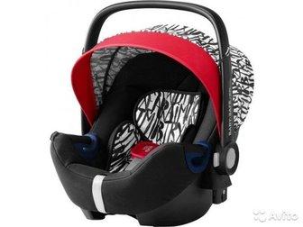??у автокресла электронно зарегистрированная гарантия на официальном сайте ещё 2,5 года?? ?? Продам детскую автолюльку 0  Britax romer baby safe i-size в эксклюзивной в Коврове