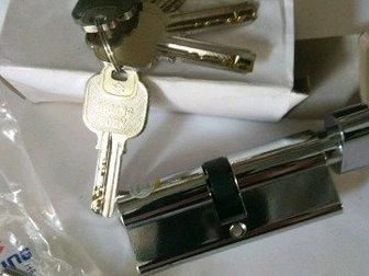 Оригинальный цилиндровый механизм с ключами повышенной секретности 75мм, в Коврове