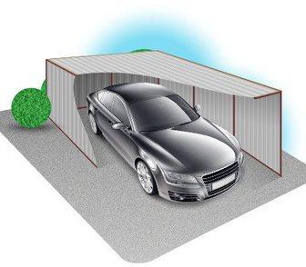 Фотография в   Продажа и установка гаражей-пеналов.   Стоимость в Коврове 0
