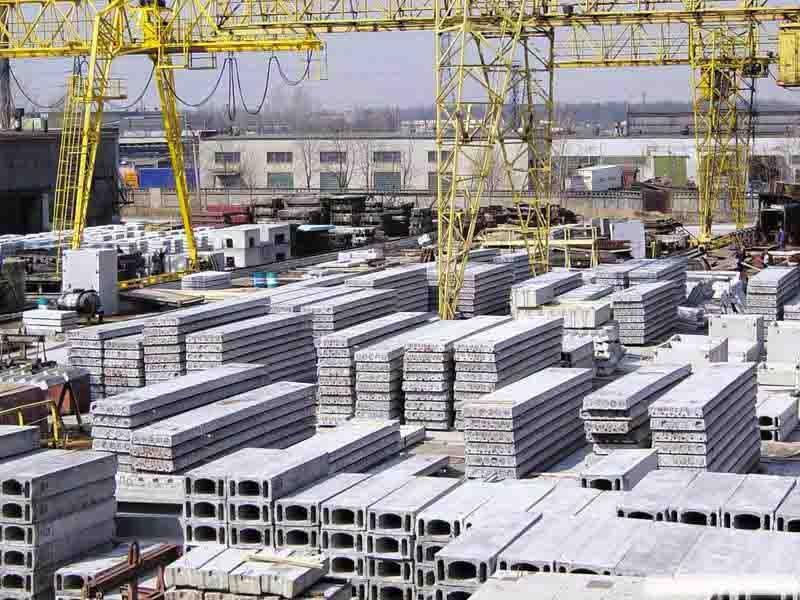 Строительные материалы и изделия из железобетона сер строительная компания сэр