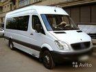 Изображение в Авто Авто на заказ Автобусы Мерседес Спринтер 20 мест. Также в Краснодаре 750